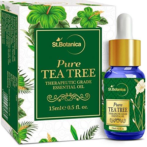 StBotanica Tea Tree Pure Aroma Essential Oil - 15ml