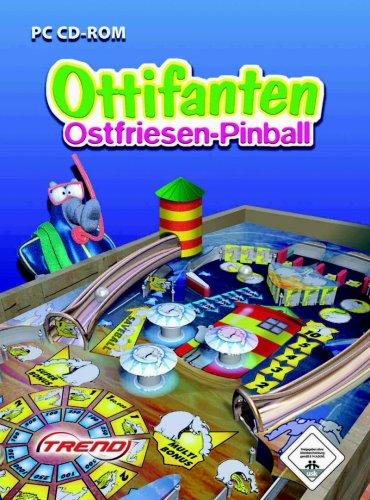 Ottifanten - Ostfriesen-Pinball in Metalbox