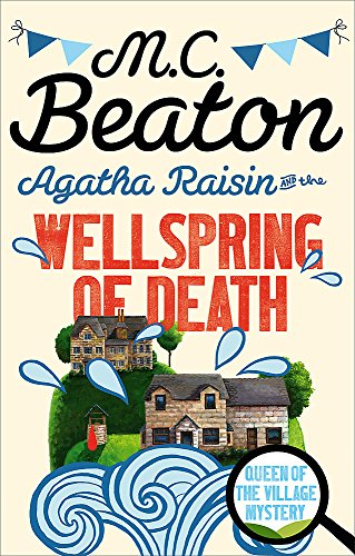 Agatha Raisin and the Wellspring of Death Cover Image