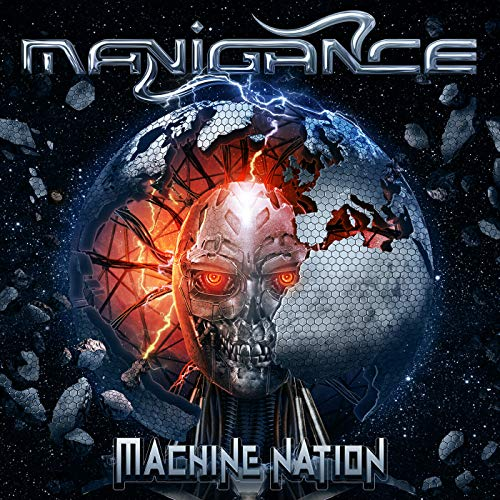 Manigance: Machine Nation (Audio CD)