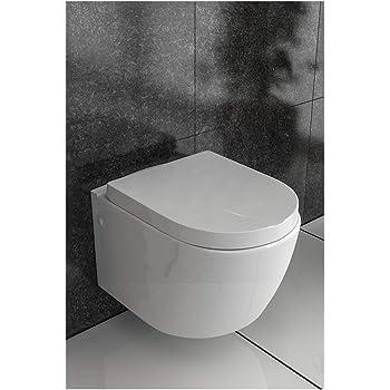 Piatto Doccia Con Bidet.Taharet Wc Da Doccia In Ceramica Con Funzione Bidet Con Sedile