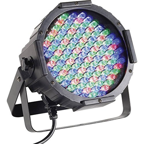 Renkforce DL-LED107S LED-PAR-Scheinwerfer EEK: LED (A++ - E) Anzahl LEDs: 108 x Schwarz