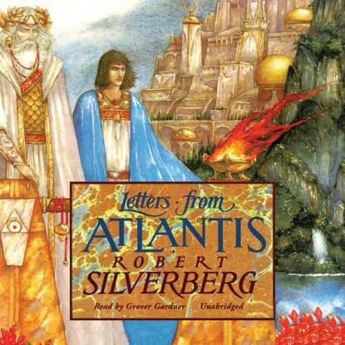 Letters from Atlantis  Audiolibri
