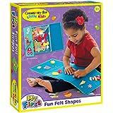 Creativity for Kids - My First Fun Felt Shapes