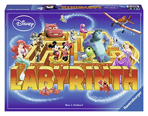 Labyrinth - RB26639 (Disney Junior Kinder)