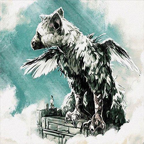 Preisvergleich Produktbild The Last Guardian (Black & White Marbled 2lp) [Vinyl LP]