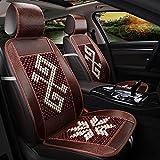 QXXZ Autositzbezüge, Kühlung Bambus-Sitz Autodecke, 1Pcs, Ich