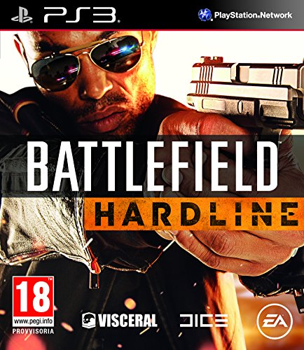 BATTLEFIELD HARDLINE - Essentials - PlayStation 3