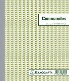 Exacompta 13104E Manifold Commandes 21/18 50 Feuillets Doubles Autocopiants