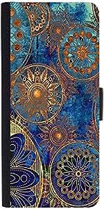 Snoogg Antique Formationsdesigner Protective Flip Case Cover For Asus Zenfone...