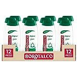 Borotalco Bagnodoccia Original 500 ml, 12 Pezzi