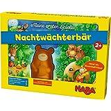 HABA 301367 - MES Nachtwächterbär, Spielesammlung