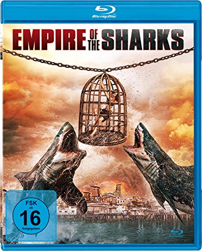 Empire of the Sharks (Blu-ray)