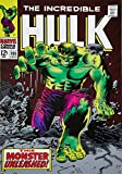 iCanvasART Marvel Comic Book Hulk Issue Bezug, 105icanvas, 30,5x 1,9x 20,3cm, 26 by 18-Inch
