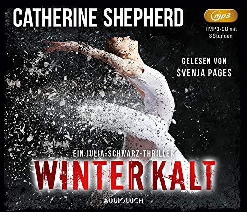 Winterkalt - Ein Fall für Julia Schwarz (ungekürzte Lesung auf 1 MP3-CD mit 472 Minuten) (Audio-bücher Von Schwarzen Autoren)