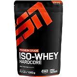 ESN IsoWhey Hardcore Protein, Hazelnut, 1kg