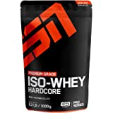 ESN IsoWhey Hardcore Protein, Chocolate, 1kg