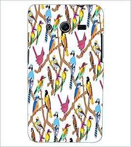 PRINTSWAG BIRDS Designer Back Cover Case for SAMSUNG GALAXY CORE 2 G355H