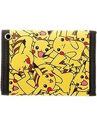 Pokemon Pikachu Trifold Velcro Portefeuille