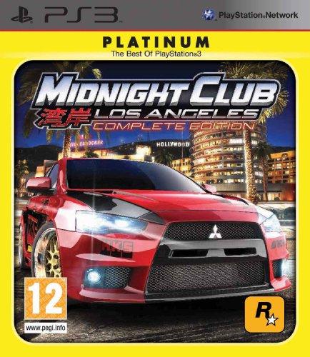 Midnight Club LA - Complete Edition [Platinum] [UK Import] (Pc Midnight Club)
