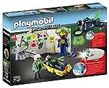 Playmobil 5086 - Agentenlabor mit Flieger -