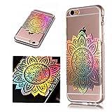 Cozy Hut iPhone 6/6s Hülle, Transparent dünn Slim [Anti-Gelb] Handyhülle Weiche Silikon TPU Bumper Case Scratchproof Durchsic