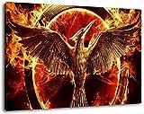 the hunger games catching fire Format 120x80 cm Bild auf Leinwand, XXL riesige Bilder fertig gerahmt mit Keilrahmen, Kunstdruck auf Wandbild mit Rahmen