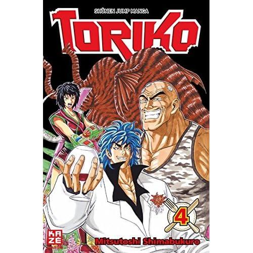 Toriko, Band 4
