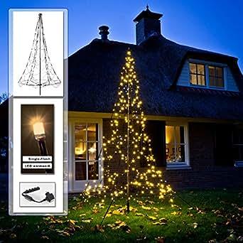 Fairybell led weihnachtsbaum 300 cm 360 led und flash - Fairybell led weihnachtsbaum ...