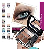 AVON True Colour Lidschatten Quartett Fb. Stone Taupes