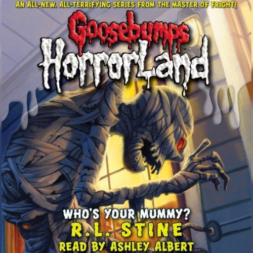Goosebumps HorrorLand, Book 6  Audiolibri