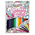 Colour Therapy Colouring Pencil : everything £5 (or less!)