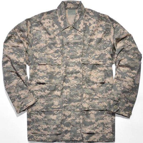 rothco Ultra Force BDU Twill Shirts acu digital camo -