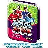 Topps Premier League partido aTTaX 2017//18-mini lata con 36 tarjetas edición nórdica
