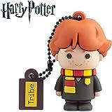 Chiavetta USB 32 GB Ron Weasley - Memoria Flash Drive 2.0 Originale Harry Potter, Tribe FD037703