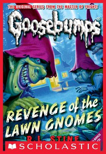 Revenge of the Lawn Gnomes (Classic Goosebumps #19) (English Edition)