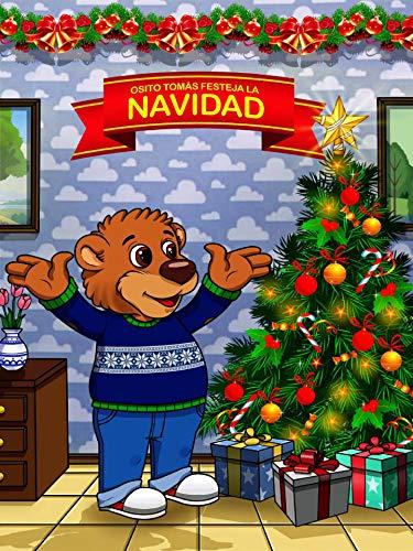 Osito Tomás celebra la Navidad (Osito Tomas) por Mi Club de Cuentos .