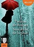 Sentinelle de la pluie - Livre audio 1CD MP3