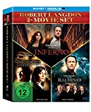 The Da Vinci Code - Sakrileg / Illuminati / Inferno (3er BD Set) [Blu-ray] -