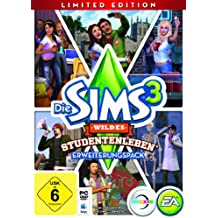Die Sims 3: Wildes Studentenleben -  Limited Edition