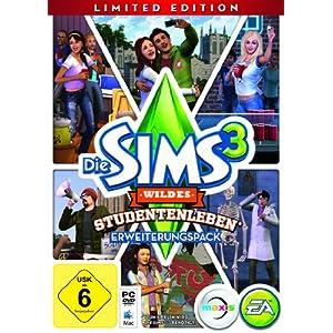 Die Sims 3: Wildes Studentenleben (Add-On)