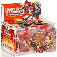 Wizards of the Coast Transformers 3D Battle Card Game: Energon Wars Booster