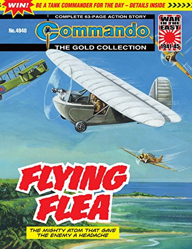 Commando #4940: Flying Flea (Flying Flea)
