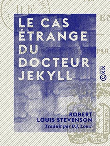 Le Cas trange du docteur Jekyll