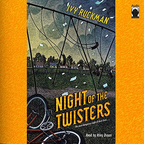 Night of the Twisters  Audiolibri