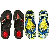 Flite Men's Flip-Flops Thong Sandals