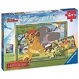 Ravensburger Kinderpuzzle 2 x 24 Teile König der Löwen Abenteuer in der Savanne