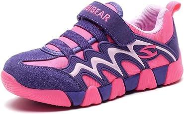 GUBARUN Kinder Turnschuhe Jungen Sneaker Mädchen Hallenschuhe Outdoor Sports Laufschuhe für Unisex Kinder