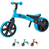 YVolution Rowerek biegowy Velo Junior niebieski