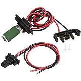 Twilight Garage Kit de r/ésistance pour moteur de ventilateur de chauffage pour Clio MK3 Modus 7701209803
